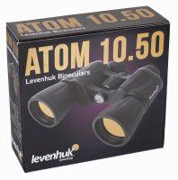 Бинокль Levenhuk Atom 10x50 - упаковка