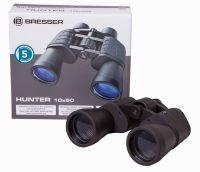 Бинокль Bresser Hunter 10x50 - применение