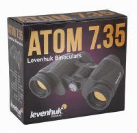 Бинокль Levenhuk Atom 7x35 - упаковка