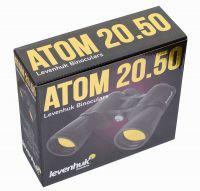 Бинокль Levenhuk Atom 20x50 - упаковка