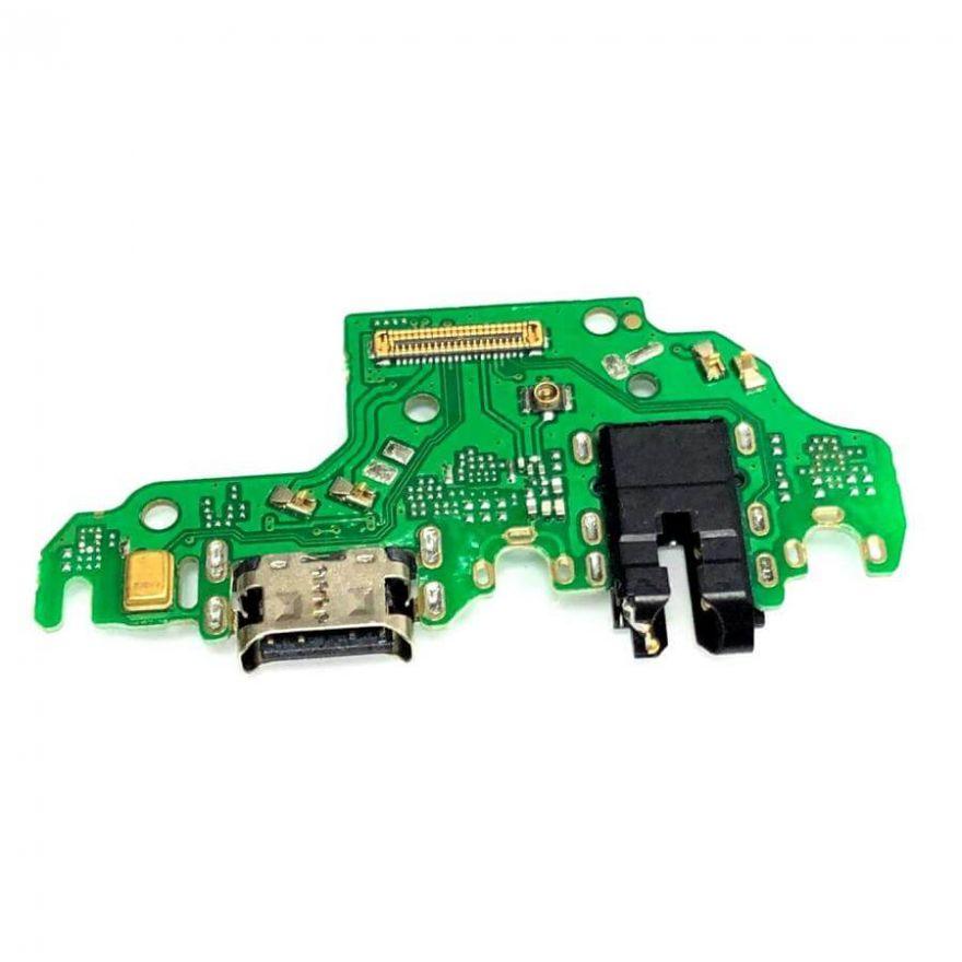 разъем зарядки и микрофон Huawei P40 Lite