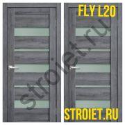 Дверь FLY стоунвуд