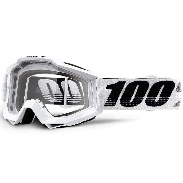 100% - Accuri Galactica Clear Lens, очки