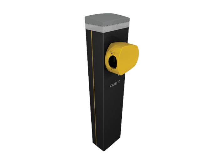 GPT40AGS Тумба шлагбаума из окрашенного алюминиевого сплава, класс защиты IP54 (803BB-0070)