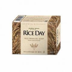 609056 LION Мыло Riceday Soap 100g (Yoon)