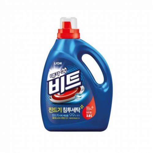 616344 LION Жидкость для стирки Beat liquid 3.1L Bottle (normal washer)