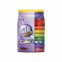 609339 LION Стиральный порошок для цветного белья Beat Drum Color care 2.25kg (Refill)