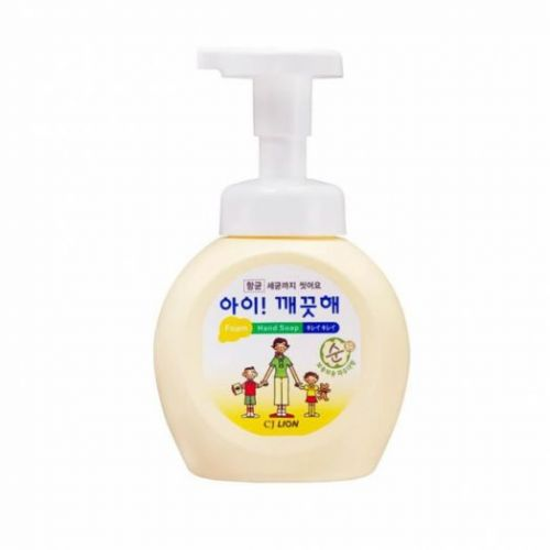 614258 LION Пенное мыло для рук для чувствительной кожи Ai kekute foaming handsoap sensitive 250ml bottle