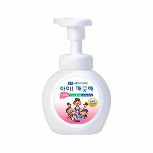 600961 LION Пенное мыло для рук с лимоном Ai kekute foaming handsoap lemon 250ml bottle