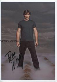 Автограф: Том Уэллинг. Тайны Смолвиля / Smallville