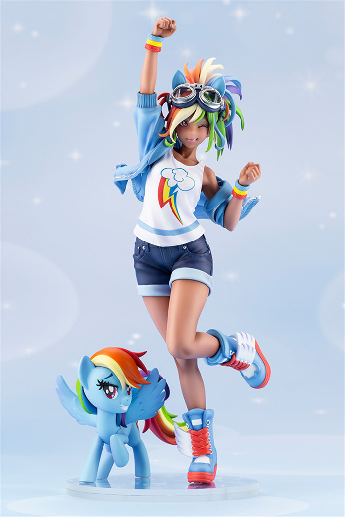 Фигурка My Little Pony Bishoujo - Rainbow Dash
