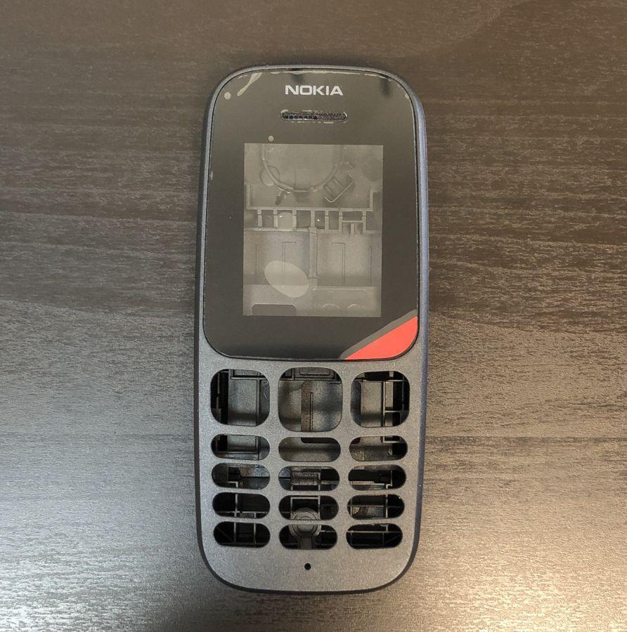 Корпус Nokia 105 2017 TA-1010 (black)