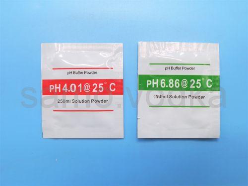 Набор для калибровки PH-метра (2 шт.)