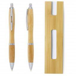 ручки из бамбука оптом