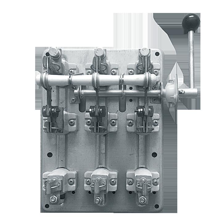EKF Разъединитель РПБ-2 250А П правый привод, без ППН EKF PROxima