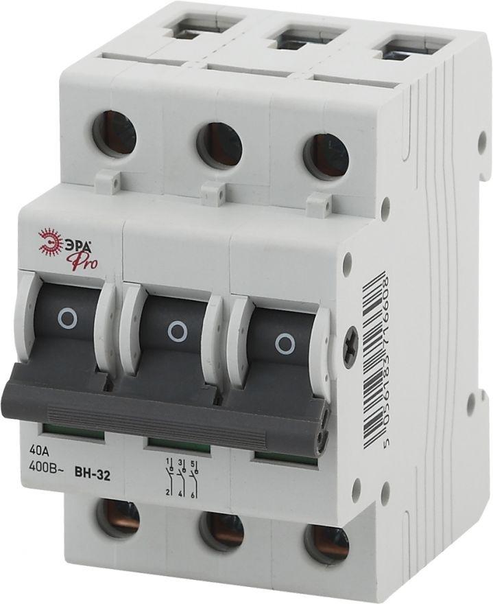 Выключатель нагрузки ЭРА ВН-32 NO-902-96