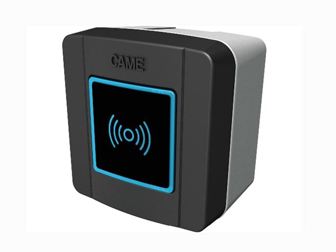 SELB1SDG1 Считыватель Bluetooth накладной, с синей подсветкой, для 15 пользователей (806SL-0210)