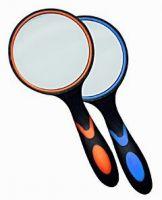 Лупа ручная круглая 10х-50мм - фото