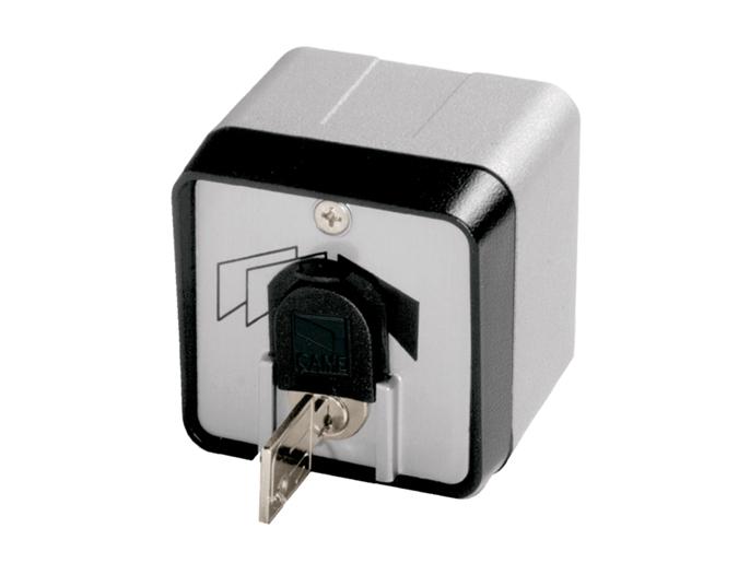 SET-J Ключ-выключатель накладной с защитной цилиндра (001SET-J)