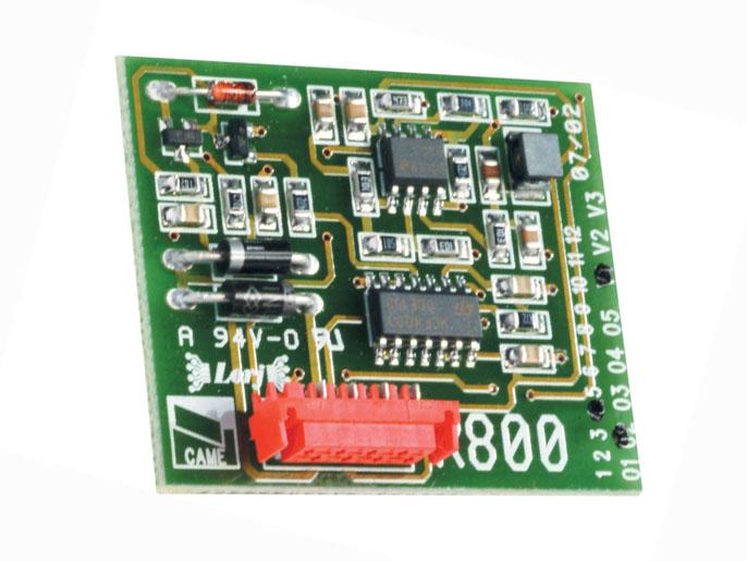 R800 Плата декодирования для проводных кодонаборных клавиатур (001R800)