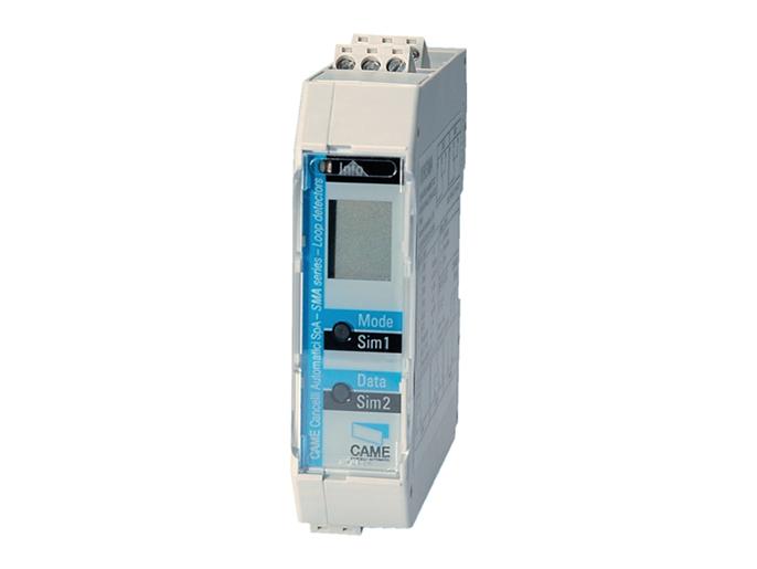 SMA Датчик магнитный 1 канальный для обнаружения транспортных средств (009SMA)