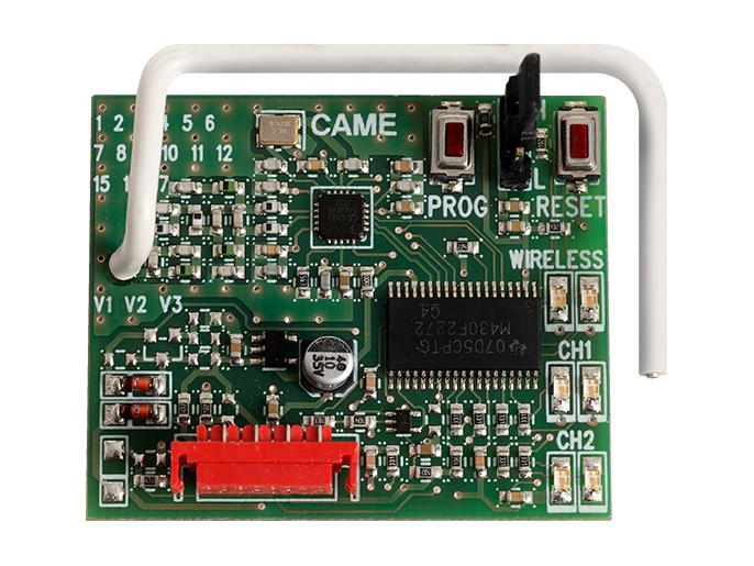 RIOCN8WS Встраиваемая плата радиоканала для беспроводных устройств системы RIO v2 (806SS-0040)