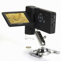 Микроскоп цифровой Levenhuk DTX 500 Mobi - использование