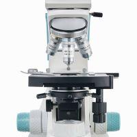 Микроскоп темнопольный Levenhuk 950T DARK, тринокулярный - вид спереди