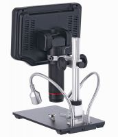 Микроскоп с дистанционным управлением Levenhuk DTX RC4 - вид сзади