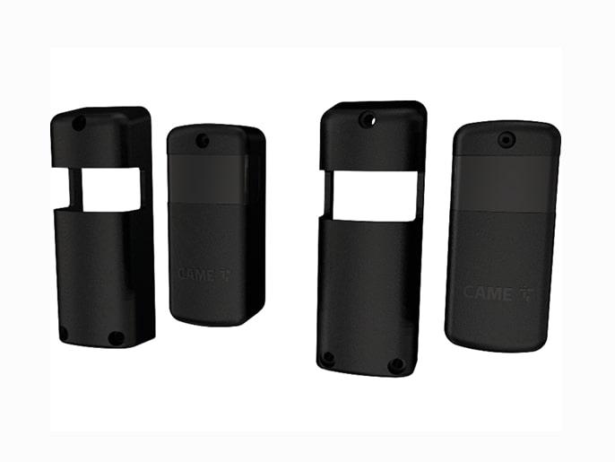 DXR20CAM Комплект накладных, регулируемых фотоэлементов с защитой из алюминиевого сплава, дальность 20 м (806TF-0040)