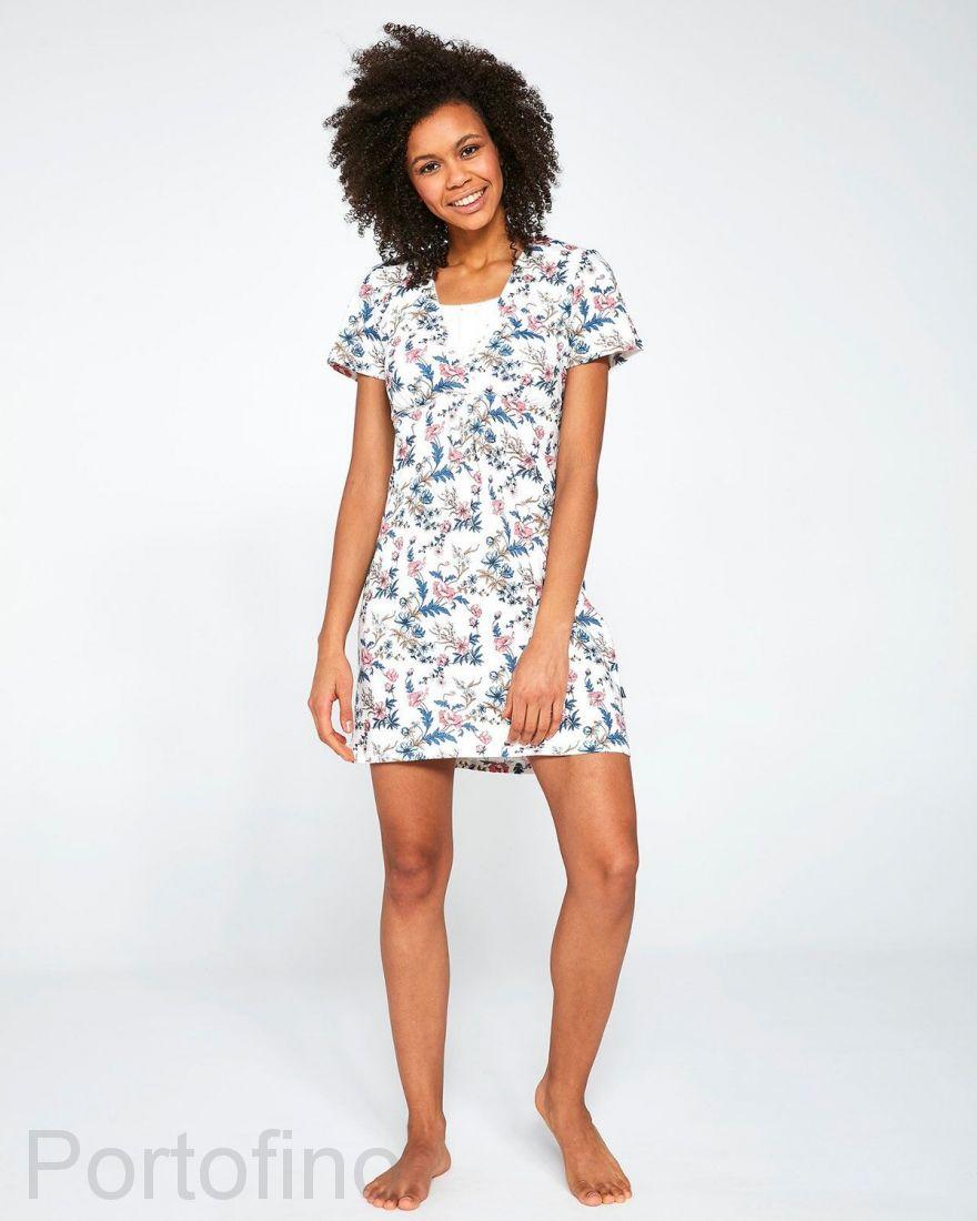 693-210 Сорочка женская ночная Cornette