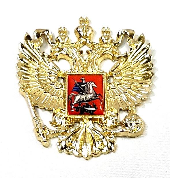 Магнит Герб России металл