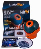 Астропланетарий Levenhuk LabZZ SP10 - комплектация