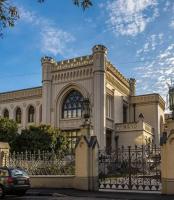 «Открываем закрытые двери»: готический особняк Зинаиды Морозовой на Спиридоновке (Лада Грехова)