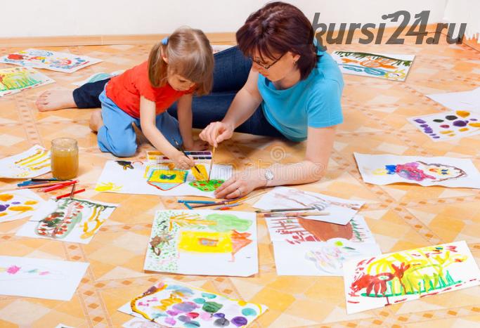 [Udemy] Основы рисования для родителей детей 8-12 лет (Evgeniya Yavuzarslan)