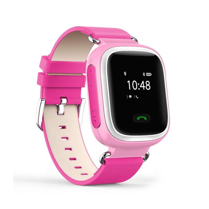 Детские умные часы Smart Baby Watch GPS Q60 GW900S, Красный