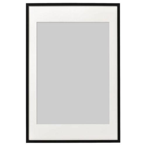 RIBBA РИББА, Рама, черный, 61x91 см - 003.815.80