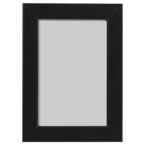 FISKBO ФИСКБУ, Рама, черный, 10x15 см - 303.789.96