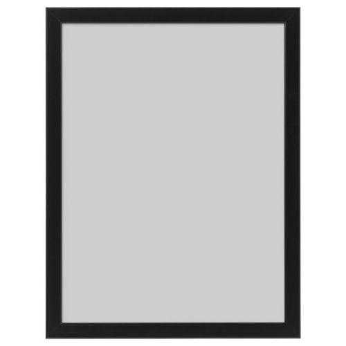 FISKBO ФИСКБУ, Рама, черный, 30x40 см - 703.790.03