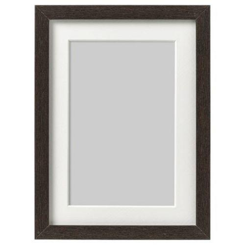HOVSTA ХОВСТА, Рама, темно-коричневый, 13x18 см - 303.821.68