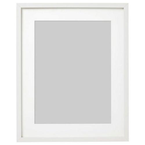 RIBBA РИББА, Рама, белый, 40x50 см - 903.815.47