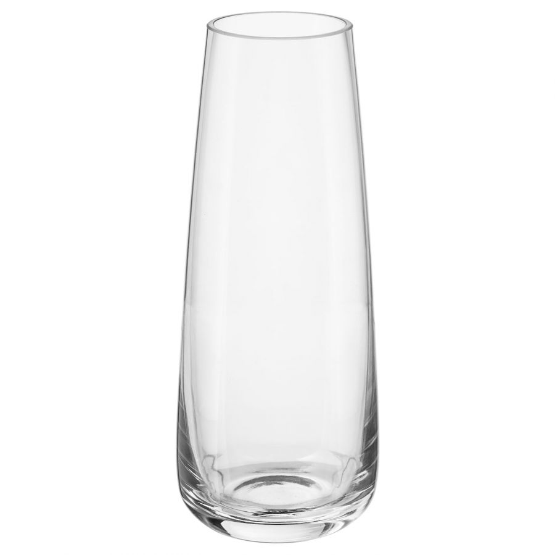 BERAKNA БЕРЭКНА, Ваза, прозрачное стекло, 15 см - 304.577.76
