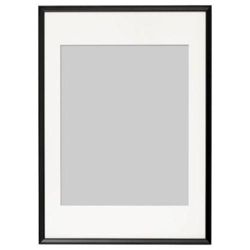 KNOPPANG КНОППЭНГ, Рама, черный, 50x70 см - 103.871.43