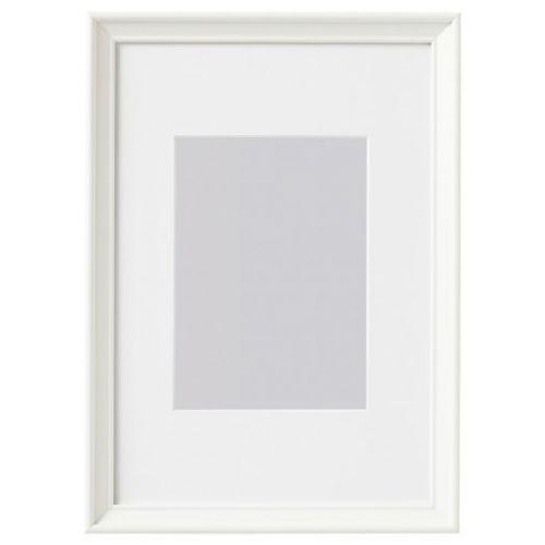 KNOPPANG КНОППЭНГ, Рама, белый, 21x30 см - 004.272.86