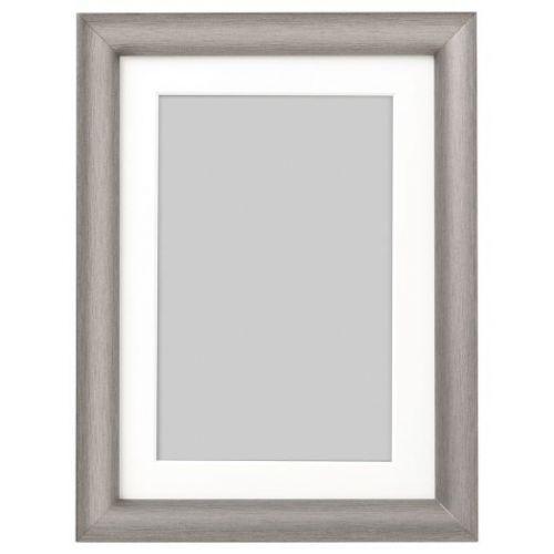 SILVERHOJDEN СИЛВЕРХОЙДЕН, Рама, серебристый, 13x18 см - 603.718.61