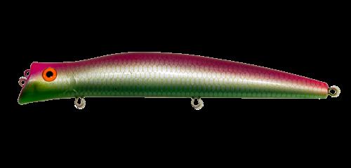 Воблер MERKURI Утюг, цвет 66, серия XI