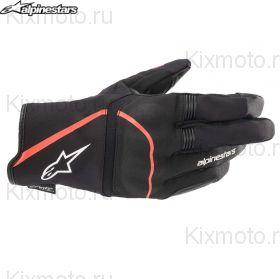 Перчатки Alpinestars Syncro V2 Drystar, Чёрно-красные