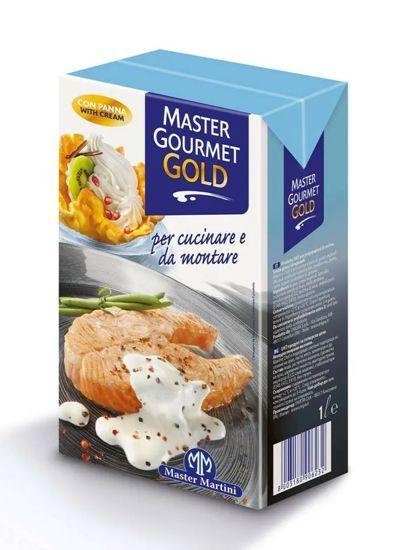 "Сливки крем ""Master Gourmet Gold"""