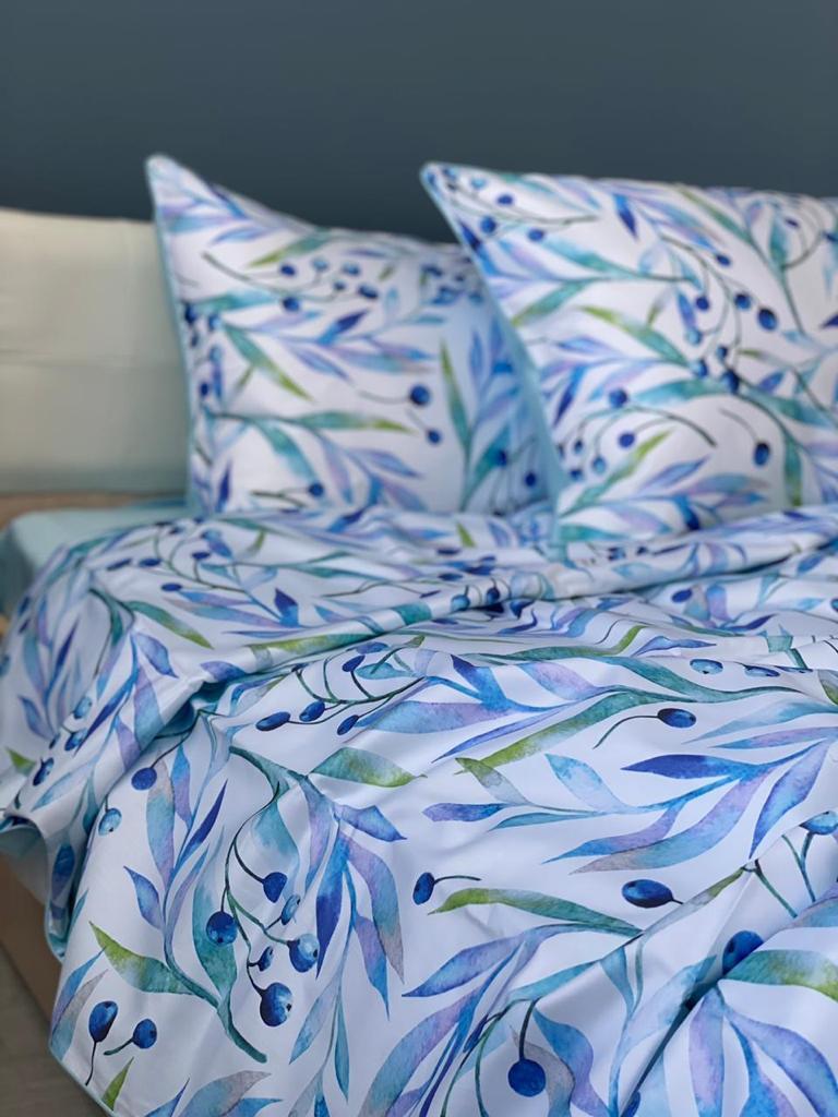 Ткань плотная и мягкая . Ткань используют в пятизвездочных отелях  Купить Постельное белье