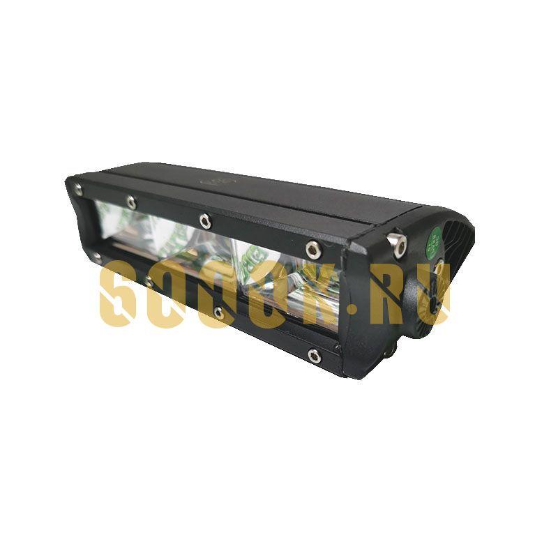Однорядная светодиодная балка 36W Philips ближнего света
